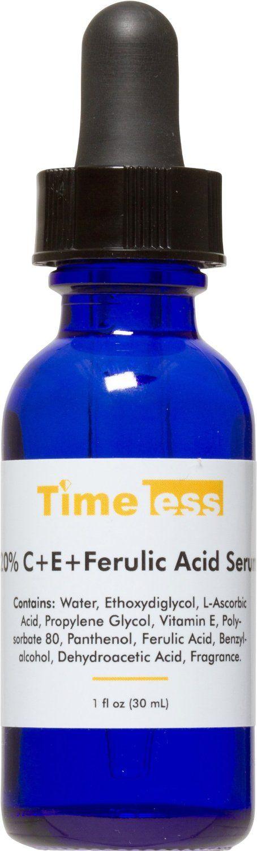 20% Vitamin C + E Ferulic Acid Serum 1 oz. Lypsyl Yummy Sticks Lip Balm, Passion Fruit & Chocolate, 0.15 Oz