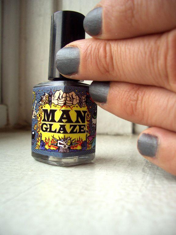 ManGlaze Nail Polish in Jailhouse Rock reviews, photo - Makeupalley