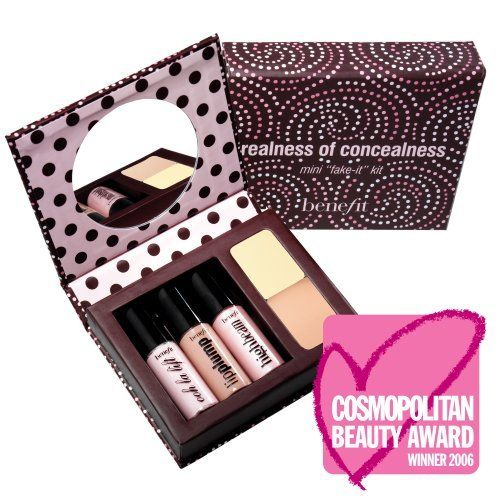 BeneFit Cosmetics The Realness of Concealness Fake It Palette