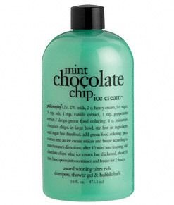 Philosophy Mint Chocolate Chip Ice Cream 3-in1