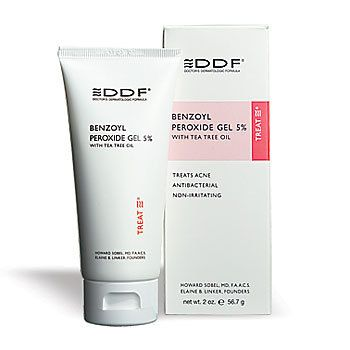 DDF Benzoyl Peroxide Gel 5% with Tea Tree Oil