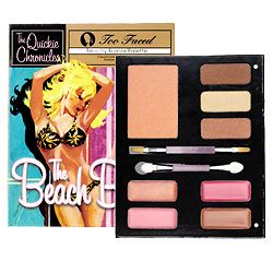 Too Faced The Quickie Chronicles - The Beach Bunny