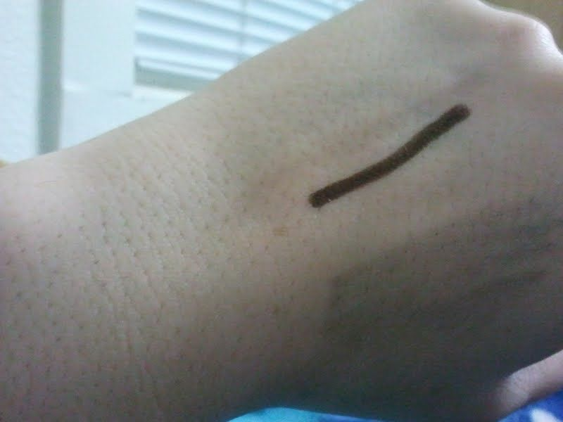 Maybelline Define-A-Line Brownish Black