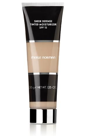 Merle Norman Luxiva Sheer Defense Tinted Moisturizer