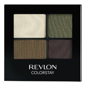 Revlon ColorStay 16 Hour Eye Shadow quad (all colors)
