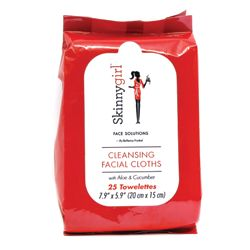 SkinnyGirl - Facial Cleansing Cloths