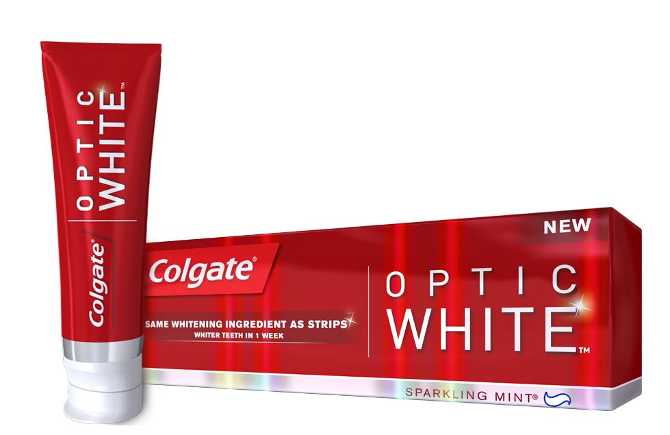 Colgate Optic White Reviews Photo Makeupalley