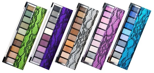 Hard Candy Top Ten Eyeshadow Palettes