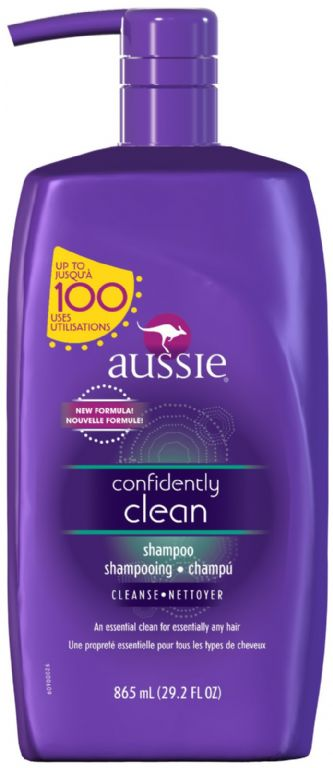 Aussie Confidently Clean