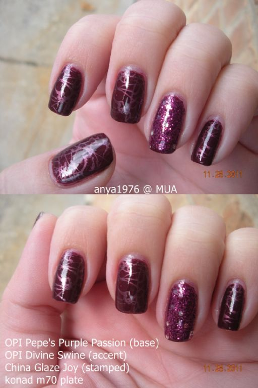 Opi Pepe S Purple Passion Reviews Photos Ingredients