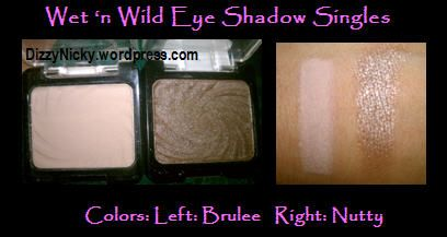 Wet N Wild Color Icon Eyeshadow Single Brulee Reviews Photos Ingredients Makeupalley