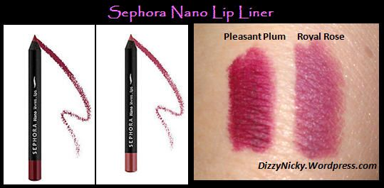 Sephora  Nano Lip Liner- Candid Candy