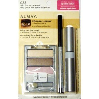 Almay Intense i-Color powder shadow Trio for Hazels Almay Eye Shadow