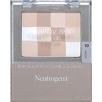 Neutrogena Healthy Skin Blends Translucent Oil-Control powder