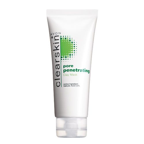 Avon Clearskin Pore Penetrating Clay Mask