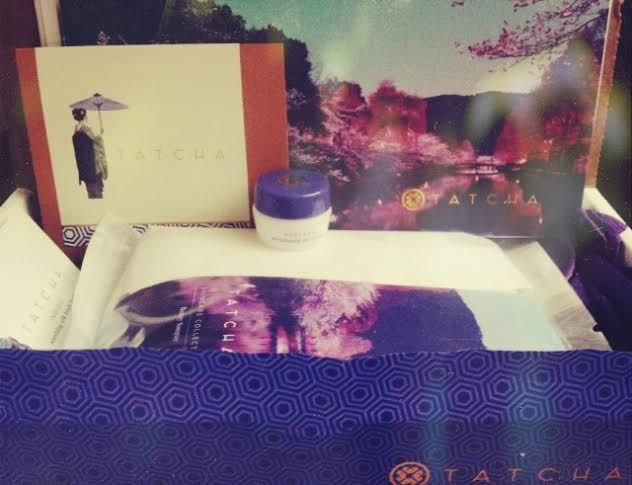 Tatcha Skincare Sample Set