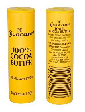 Cococare  100% Cocoa Butter Stick - The Yellow Stick