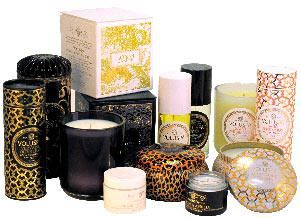 Voluspa Candles (All)