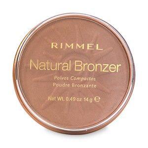 Rimmel Natural Bronzer - 025 Sun Glow