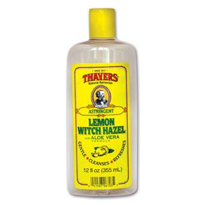 Thayers Thayer S Lemon Witch Hazel Reviews Photos Ingredients