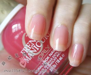 Orly Bare Rose