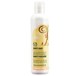 The Body Shop Buriti Baby Body Lotion