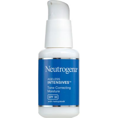 Neutrogena Ageless Intensives Tone Correcting Moisture SPF 30