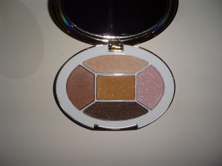 Tarina Tarantino Sparklicity Gold Palette (Uploaded by LauraJean396)