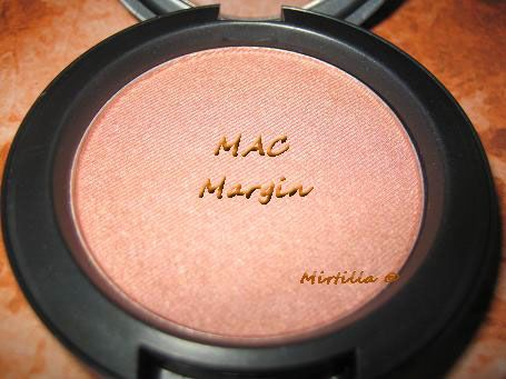 MAC Frost Blush in Margin