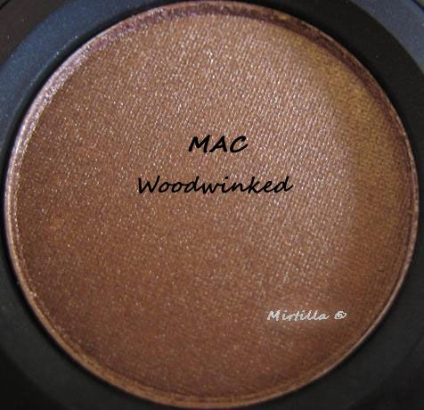 Mac Cosmetics Veluxe Pearl Woodwinked Reviews Photos