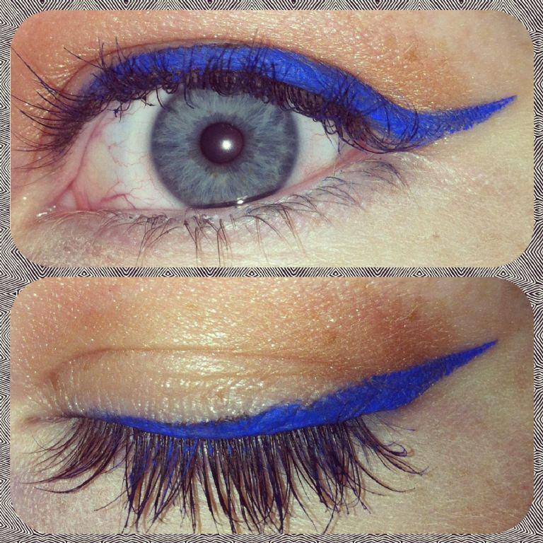 Mac Fluidline Gel Eyeliner in Royal Wink (Uploaded by sivadore)