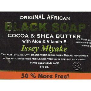 Sunflower's Original African Black Soap