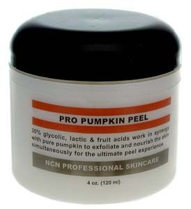 NCN Professional Skin Care - Pro Pumpkin Chemical Peel