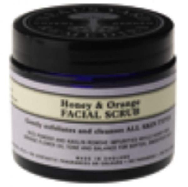 Neal's Yard Remedies Honey and Orange Face Scrub reviews, photo - Makeupalley
