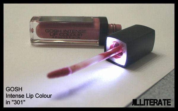 GOSH Intense Lip Colour - 301