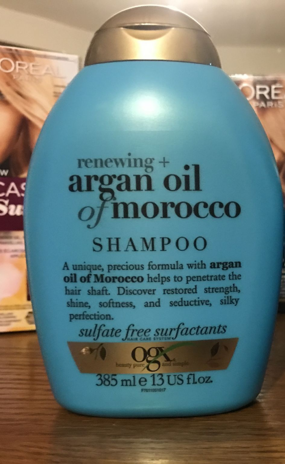 ogx renewing moroccan argan oil shampoo reviews photos. Black Bedroom Furniture Sets. Home Design Ideas