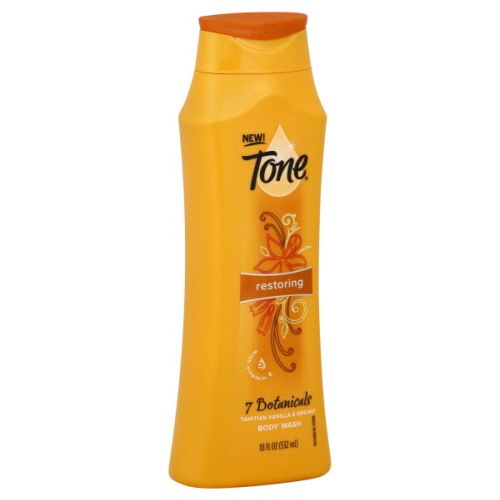 Tone Tahitian Vanilla and Orchid Body Wash