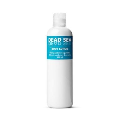 Tiger - Dead Sea Body Lotion