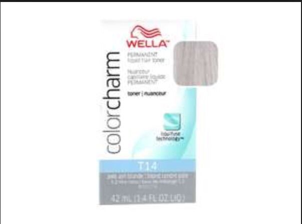 Wella Color Charm Toner T14 Pale Ash Blonde Reviews