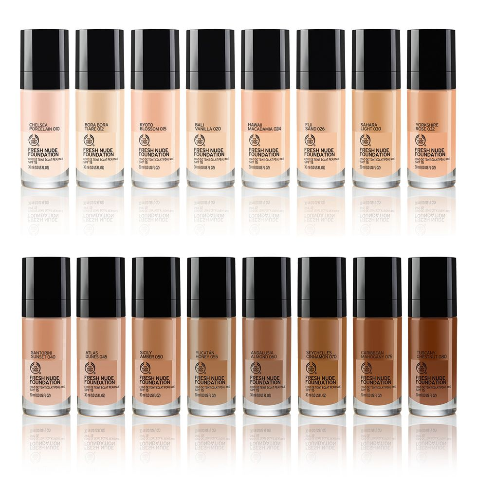 The Body Shop Fresh Nude Foundation reviews, photos, ingredients Sorted by  Rating Highest first - Makeupalley