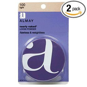 Almay Luxury loose powder