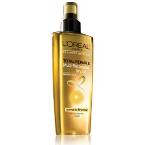 L'Oreal Advanced haircare total repair 5 multi-restorative dry oil