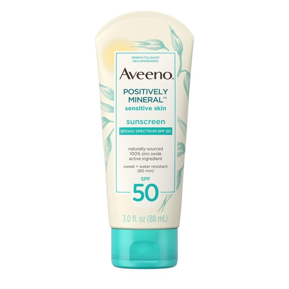 Positively Mineral Sensitive Skin Sunscreen SPF 50