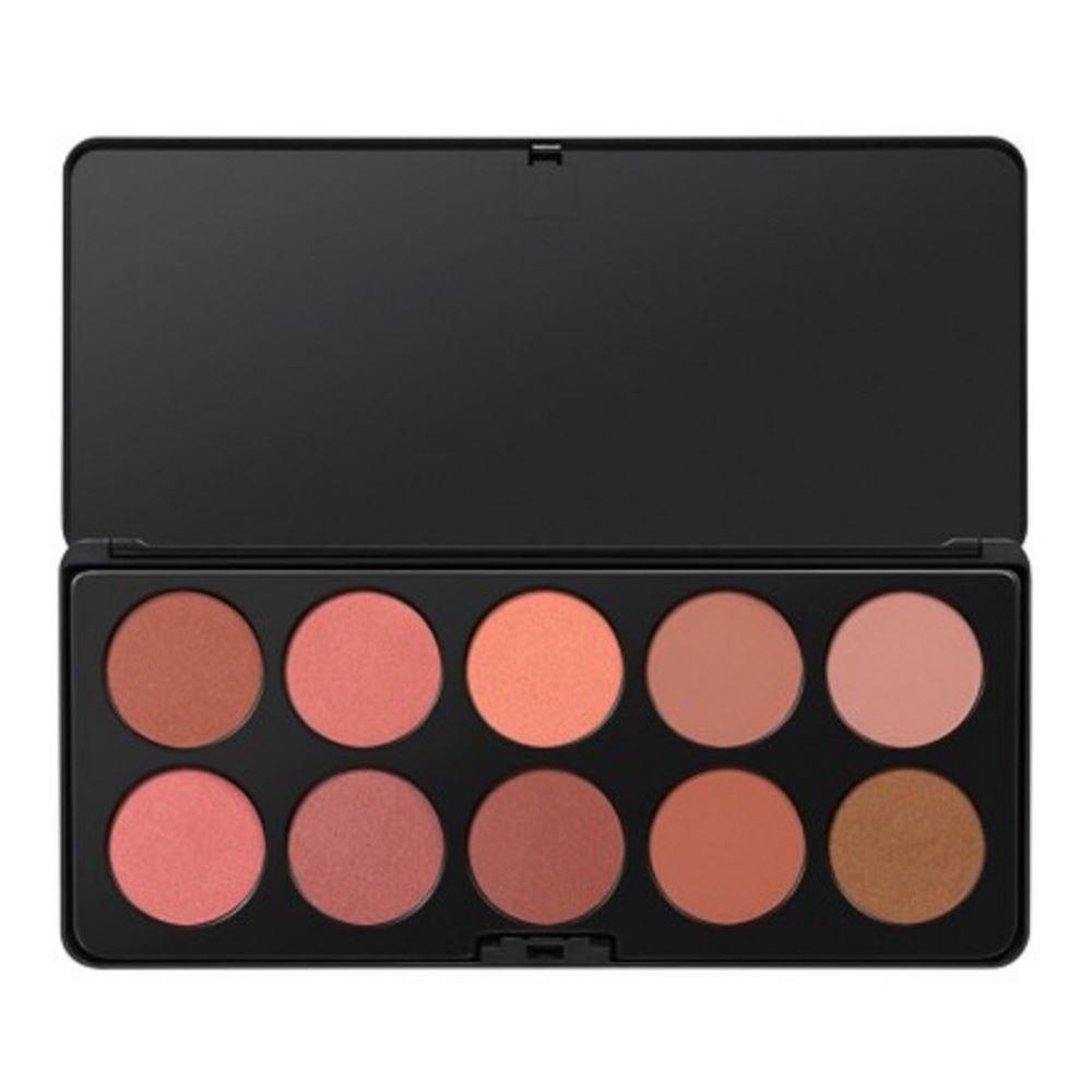 Nude Blush - 10 Color Blush Palette