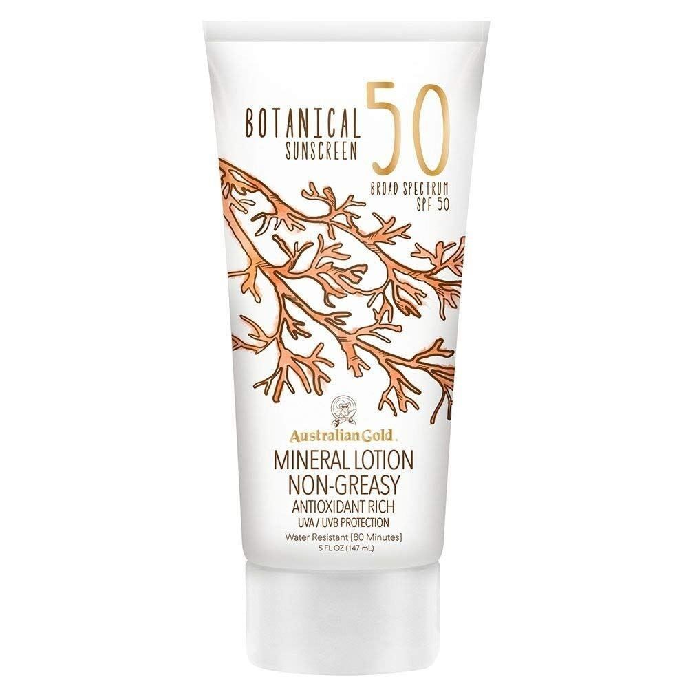 Botanical Sunscreen Mineral Lotion SPF 50