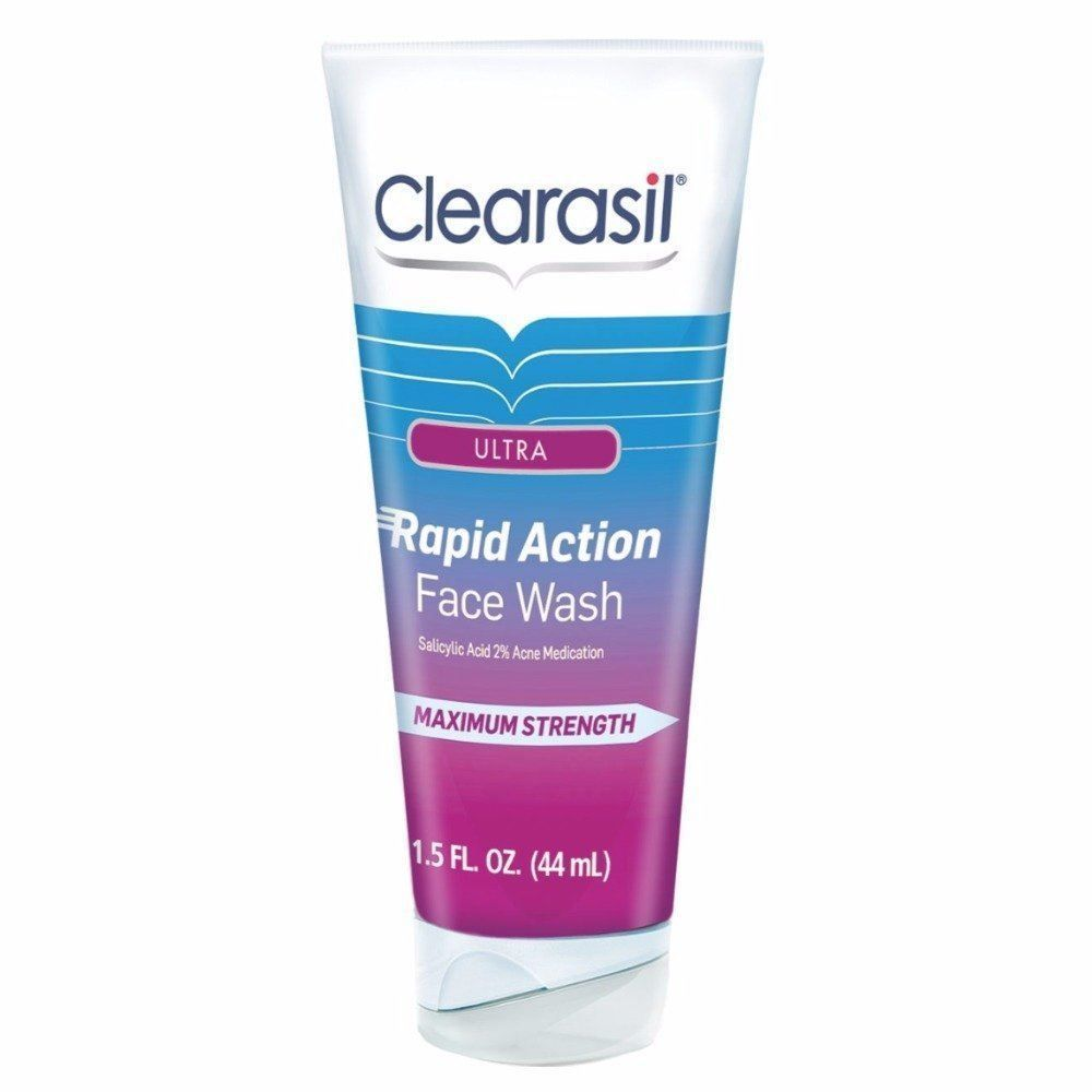 Ultra Rapid Action Daily Face Wash
