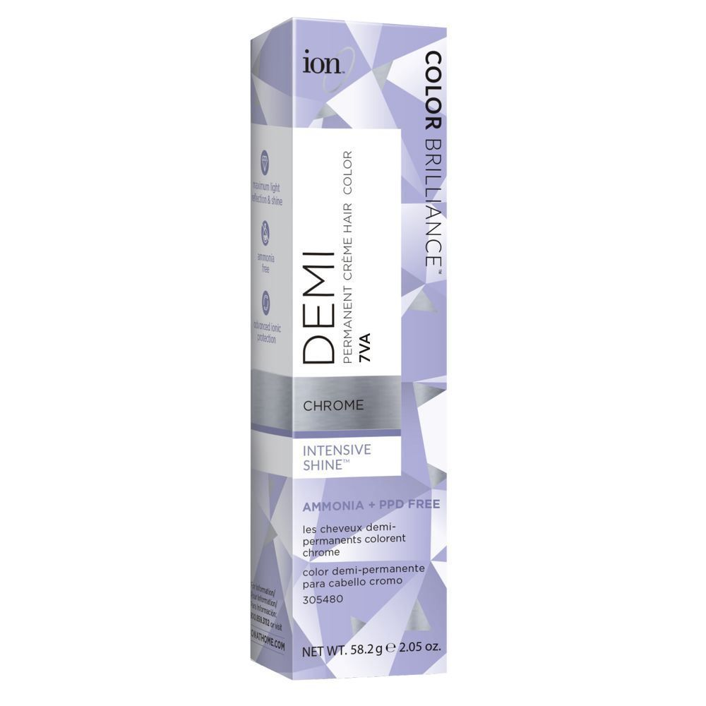 Color Brilliance Demi-Permanent Hair Color