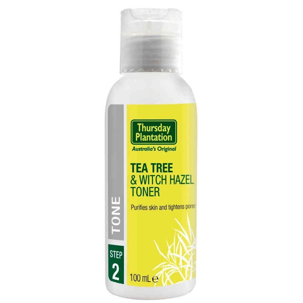Tea Tree and Witch Hazel Toner