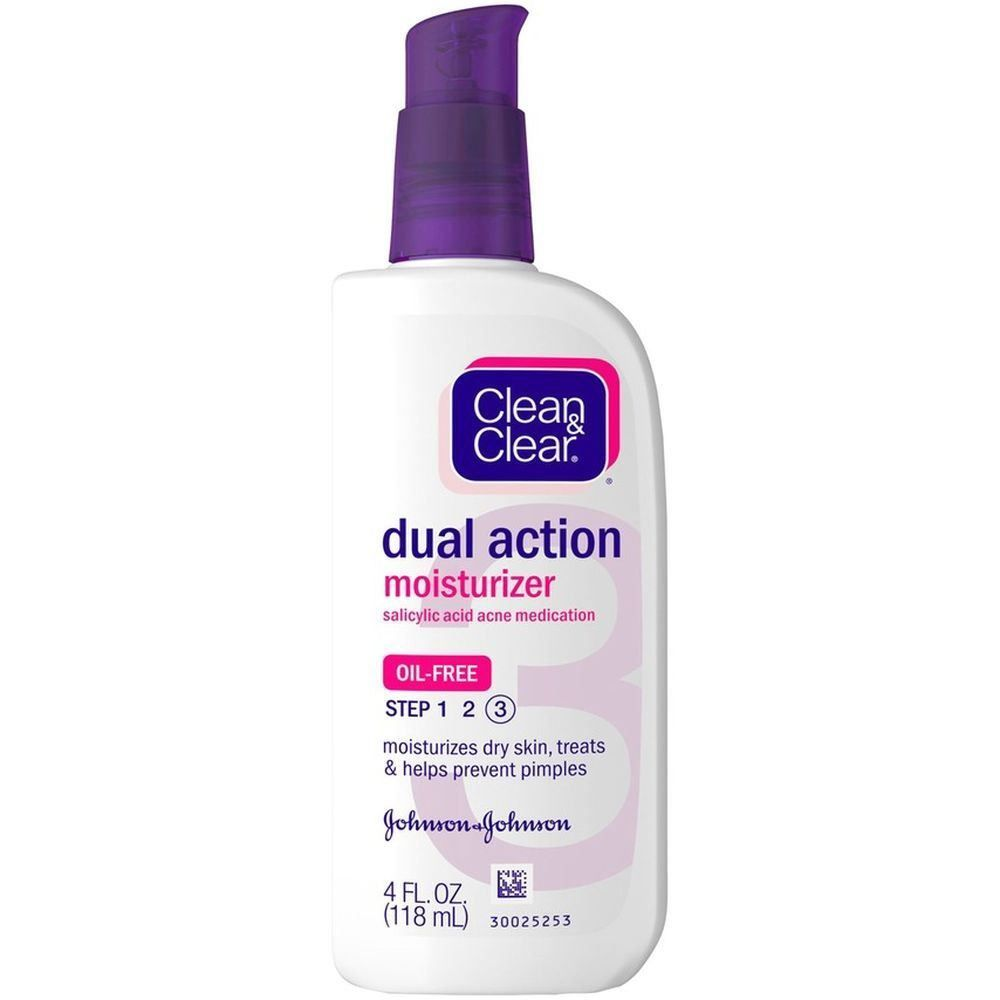 Oil-Free Dual Action Moisturizer