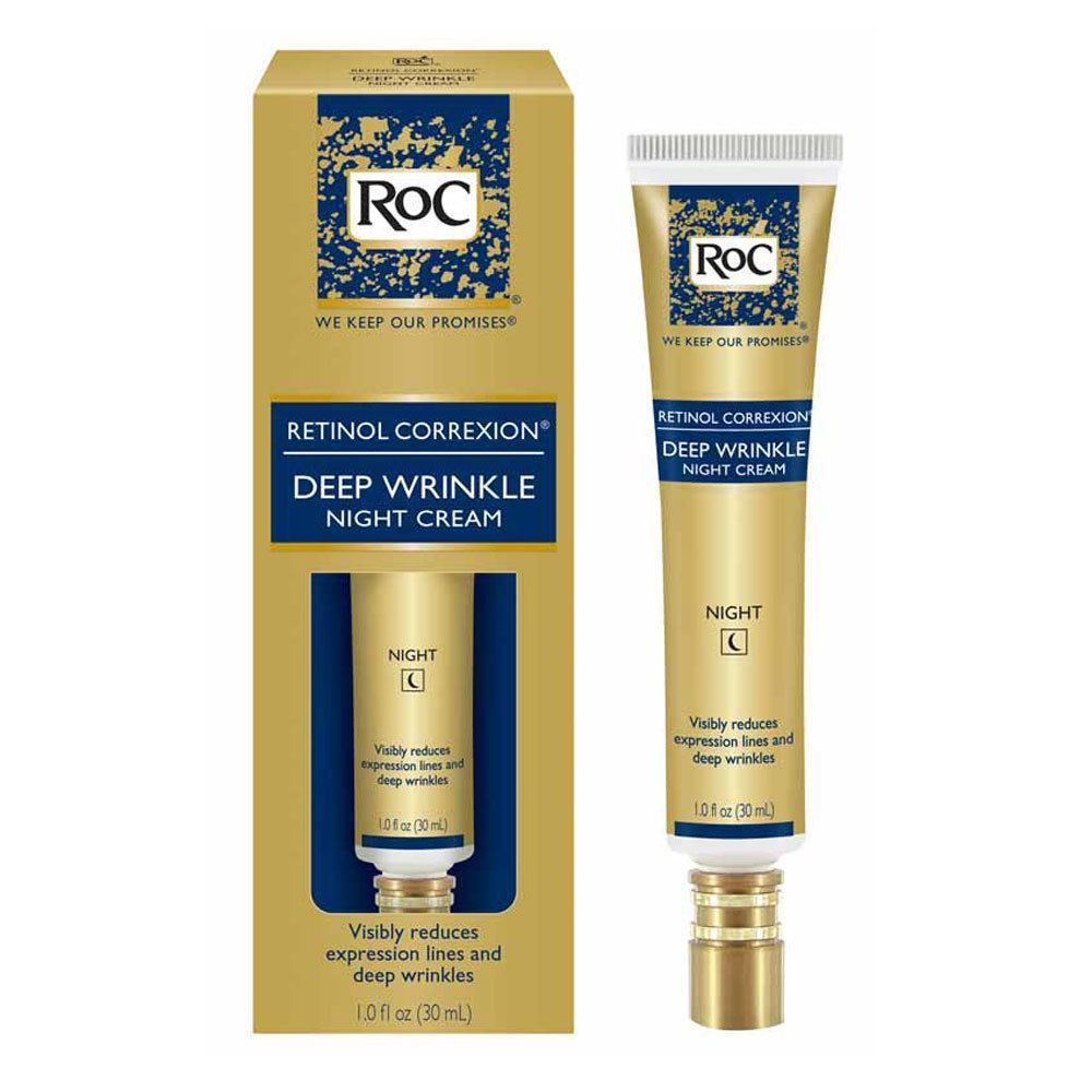 Retinol Correction Deep Wrinkle Night Cream